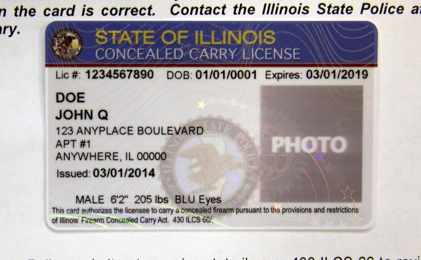What States Honor the IL Concealed Carry License?