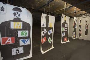 defensive pistol rapid target acquisition