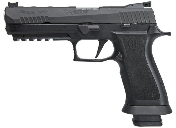 Gear Review: The Sig Sauer P320 Pistol