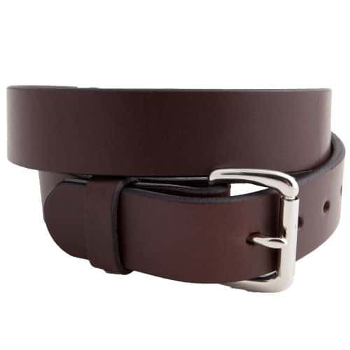 Review: Versacarry Single Ply Leather Belt for Concealed Carry