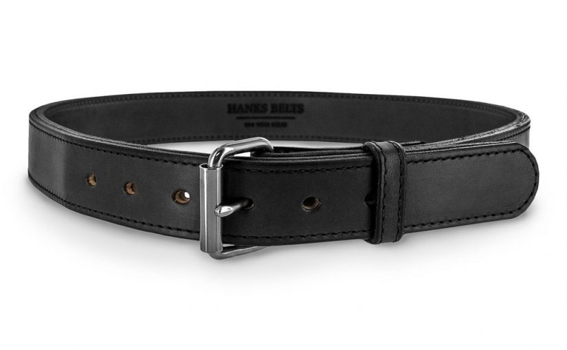 Gear Review: Hanks Steel Core Concealed Carry Belt ACH104BLK