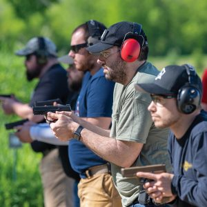 USCCA Defensive Shooting Fundamentals in Illinois