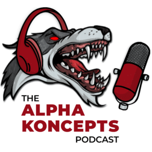 Alpha Koncepts Podcast Logo